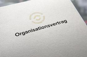 Organisationsvertrag