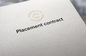 Placement contract